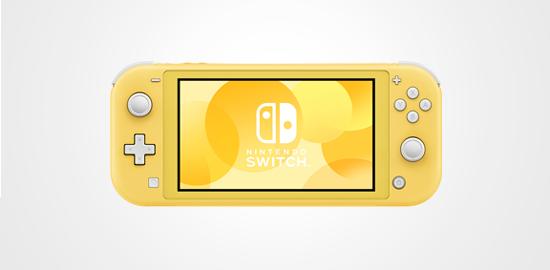Nintendo Switch Lite 游戏机