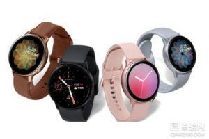 三星Galaxy Watch Active2 开售:主打运动与健康