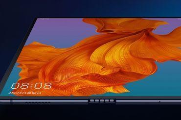 华为Mate X 5G折叠屏正式开售:售价16999元-3