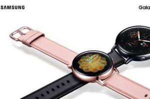 三星发布Galaxy Watch Active2运动智能手表:三款配色-1