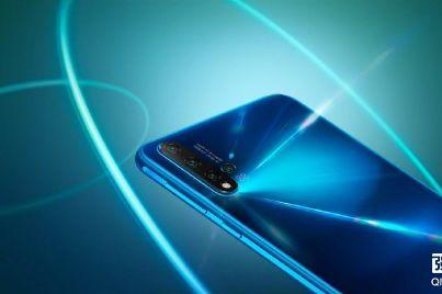 8月30日开售!华为nova5 Pro推出苏音蓝配色-1