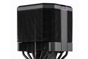 酷冷至尊推出黑武士散热器:6根铜管对称设计-1
