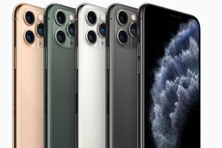苹果推出iPhone 11系列三款手机:迎来全新外观-1