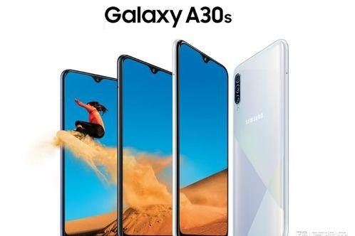 三星Galaxy A30s/A50s 正式发布:棱镜背板设计-2