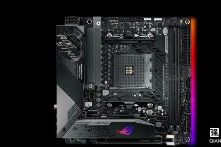 华硕发布ROG Strix X570-I Gaming 主板:WiFi 6+双M.2-2