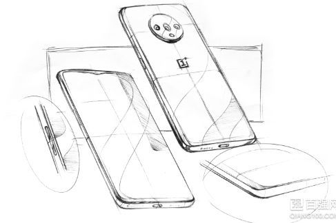 刘作虎正式公布一加7T手机:奥利奥造型三摄-3
