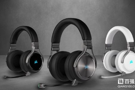 美商海盗船发布 Virtuoso RGB Wireless SE无线游戏耳机-2