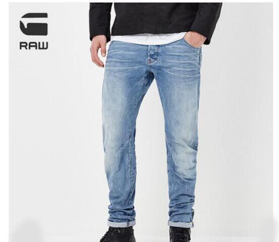男人怎么挑选牛仔裤,记住这9点保准-3