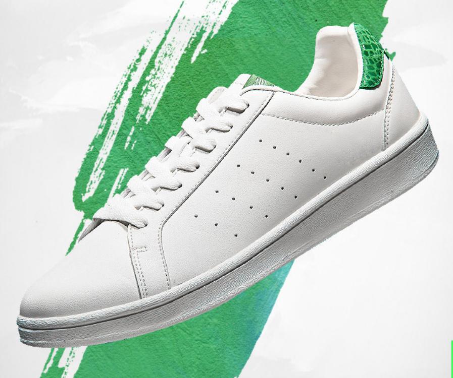 盘点2017年安踏、特步和李宁最受欢迎的小白鞋-3