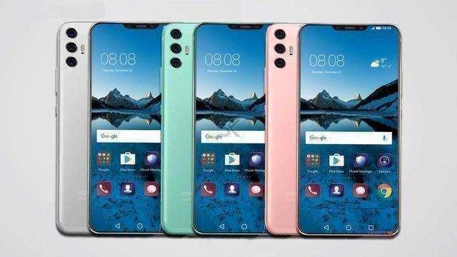 HTC U12,华为P11,小米MIX3,谁会是真正100%全面屏吗-2