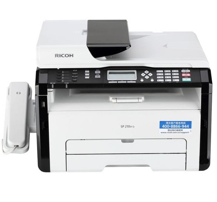 理光/ Ricoh SP 210SF和理光MP 2014AD打印机怎么样?-1