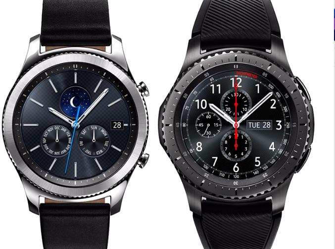 Samsung/三星 Gear S3 智能手表怎么样,三星 Gear S3有什么特点-1
