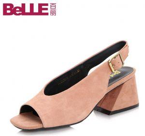百丽(Belle)凉鞋怎么样呢?哪个款式好?-1