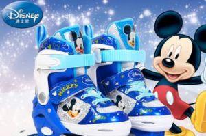 迪士尼轮滑鞋性价比高吗?-1