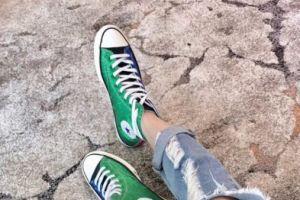 匡威的帆布鞋值得买吗?设计合理吗?