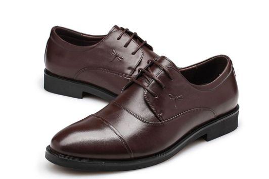 红蜻蜓皮鞋怎么样?值得买吗?-1