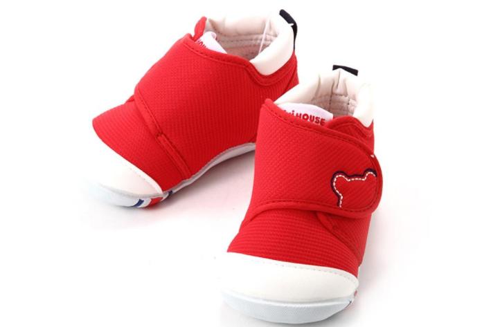 婴儿学步鞋怎么选?MikiHouse婴儿学步鞋尺码推荐?-1