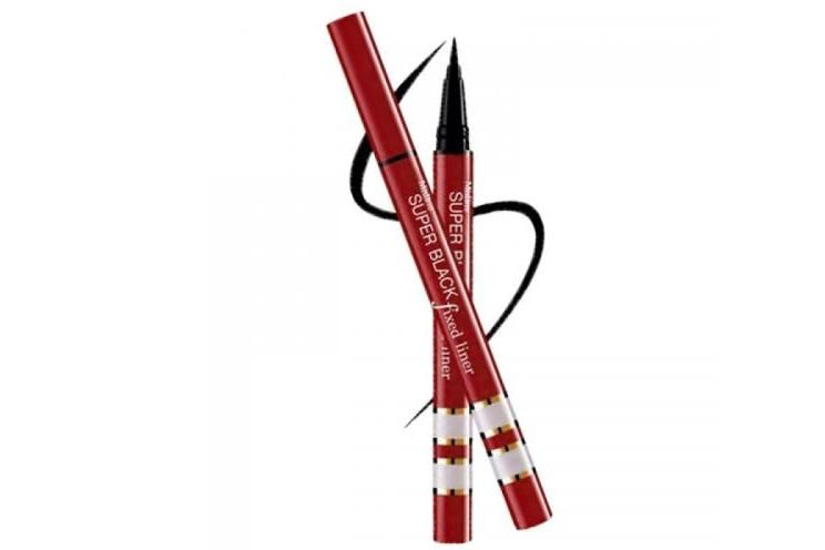 mistine眼线笔红管还是银管好用?-2