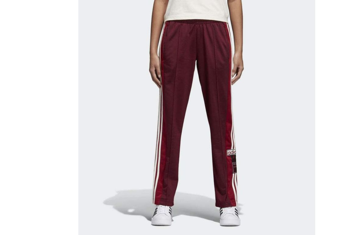 Adidas运动裤推荐?Adidas adibreak撕扣运动裤显腿长吗?-1