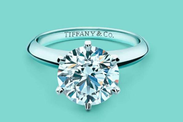 tiffany钻石戒指价格?-1