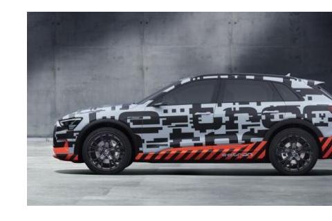奥迪将会推迟修改E-Tron电动SUV发布地点和时间-1