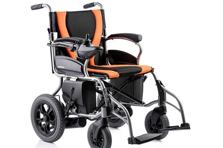 鱼跃电动轮椅价格?坐着稳定吗?-1