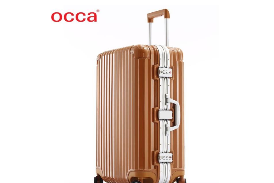 occa拉杆箱是哪国品牌?轮子好用吗?-1
