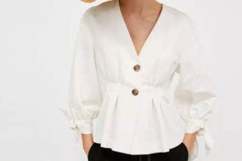zara白衬衫怎么样?如何搭配?-1