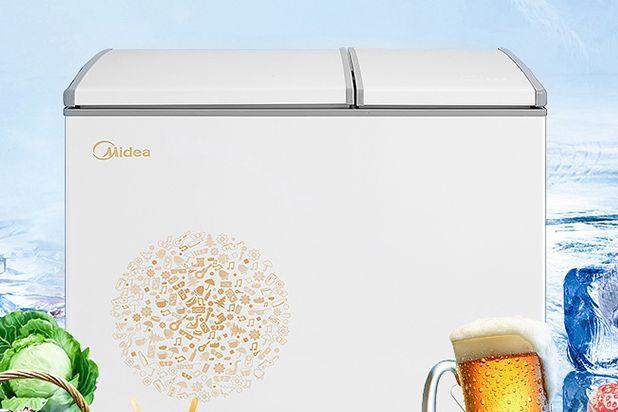 美的冰柜哪款好?美的冰柜哪款值得买?-3