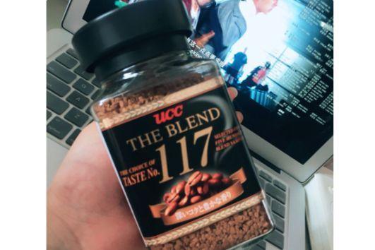 UCC117咖啡适合减肥吗?-1