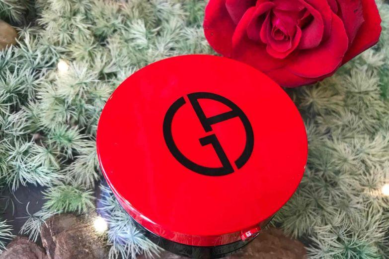 阿玛尼气垫红色和粉色区别?阿玛尼气垫适合干皮吗?-1
