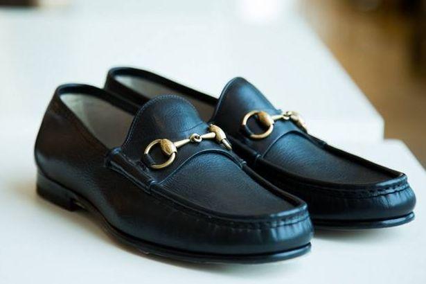gucci皮鞋是真皮的吗?多少钱一双?-1