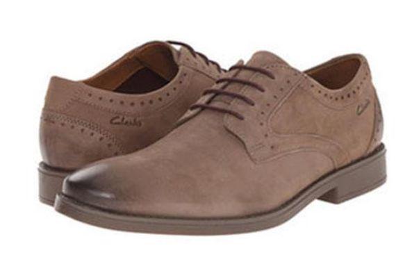 clarks牛津鞋如何?穿着舒服吗?-1