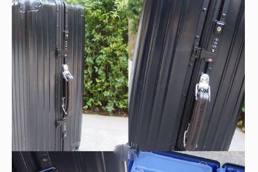 宝有的行李箱自重如何?内部设计怎么样?-1