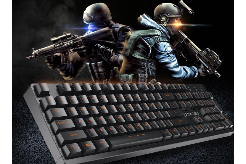 达尔优键盘好吗?达尔优机械键盘怎么样?-3