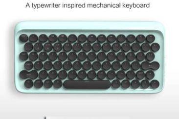 洛斐键盘如何?洛斐青轴机械键盘好用吗?-1