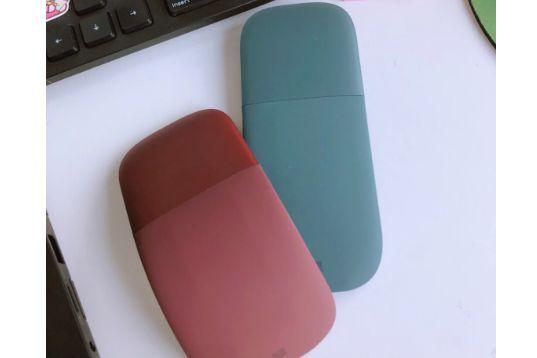 微软的surface系列鼠标好用吗?怎么开关电源?-1