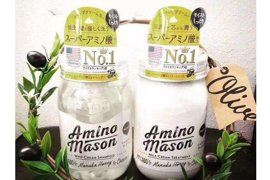 amino mason洗发水好吗?amino mason洗发水多少钱?-1