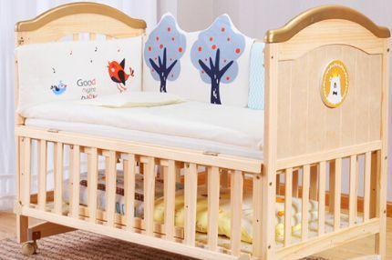 宝宝睡眠不容忽视 婴儿床推荐榜-1