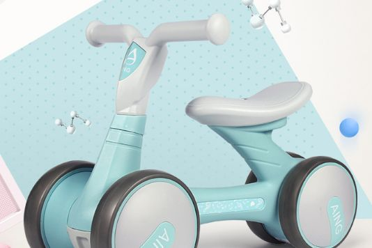 带娃不累神器 儿童平衡车值得看看-1
