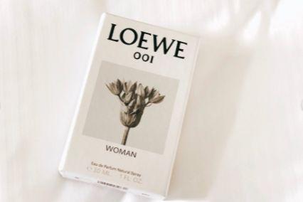 Loewe 001香水为啥是事后香水?味道好闻吗?-1
