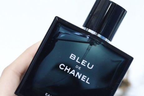 chanel蔚蓝男士香水女生能用吗?味道好闻吗?-1