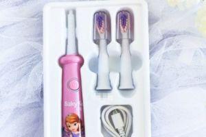 儿童牙刷怎么选?舒客儿童电动牙刷好吗?-1