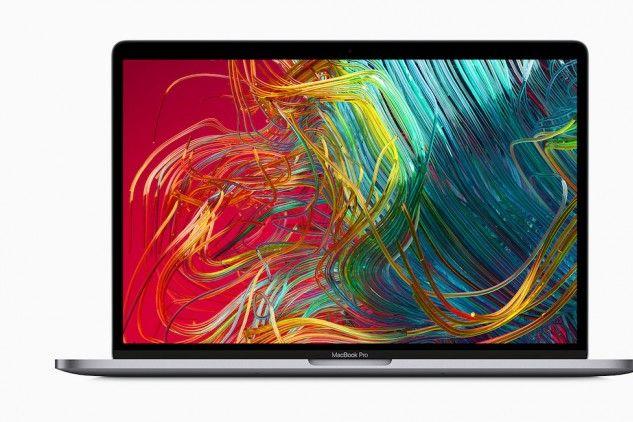 2019款MacBook Pro已上架苹果中国官网 又贵了不少-1
