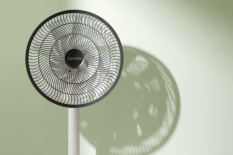 keheal空气循环扇好用吗?keheal冷风扇有噪音吗?-1