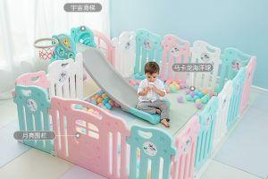 宝宝围栏能用到多大?宝宝围栏谁能推荐一个材质安全的?-1