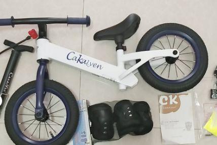 儿童平衡车怎么选择?Cakalyen儿童平衡车设计好吗?-1