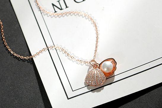 chomel珍珠项链及价位?chomel珍珠项链性价比如何?-1