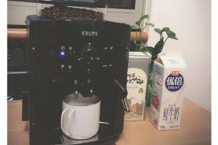 krups咖啡机和德龙哪个好?谁能简单介绍一下?-1