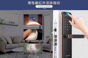 家用指纹锁推荐乐橙K2指纹锁:理性消费者的绝佳选择